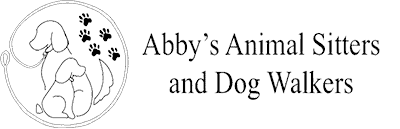 Abbys Animal Sitters and Dog Walkers Logo